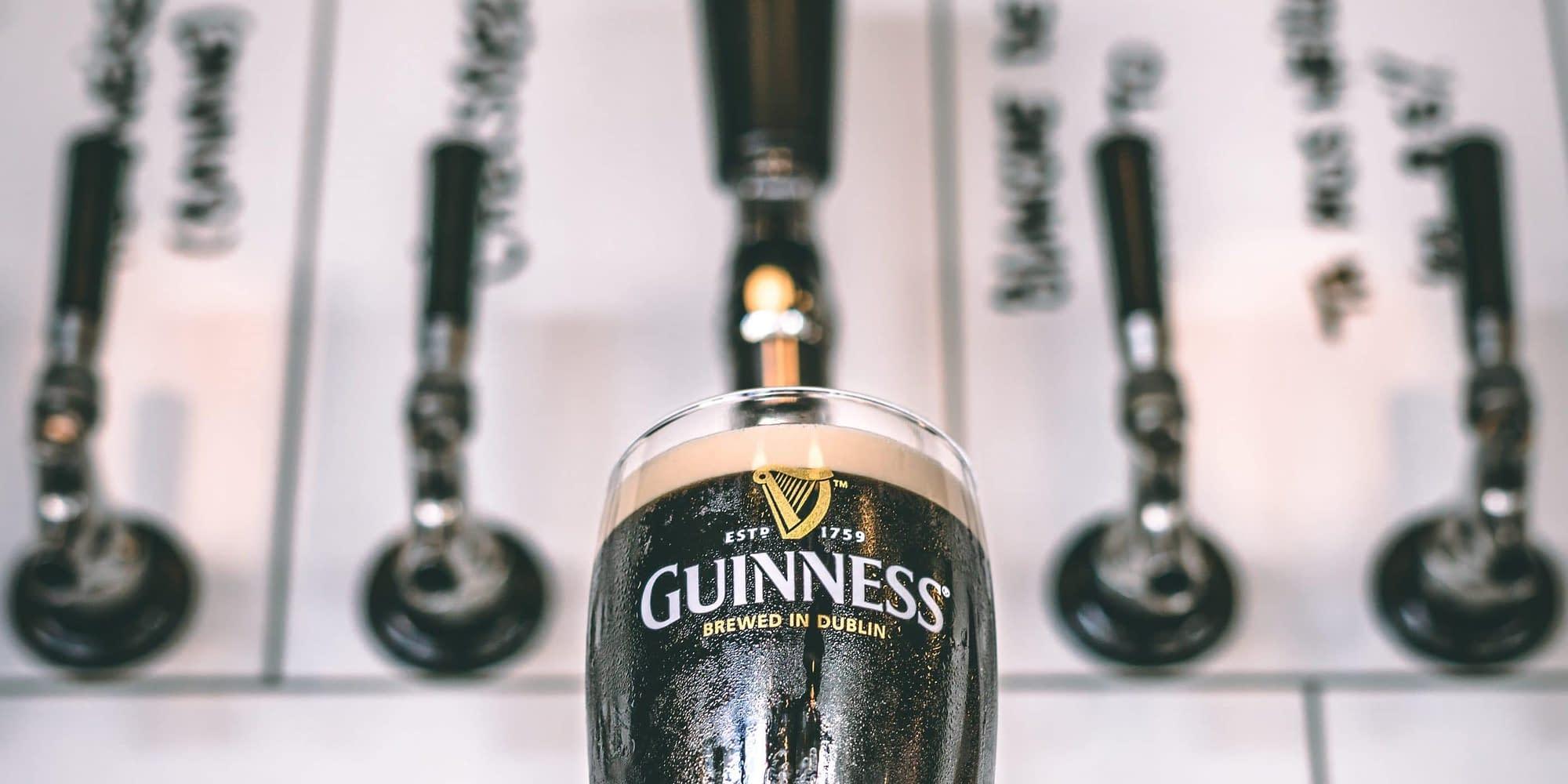 Louis' Pub Granby Guinness